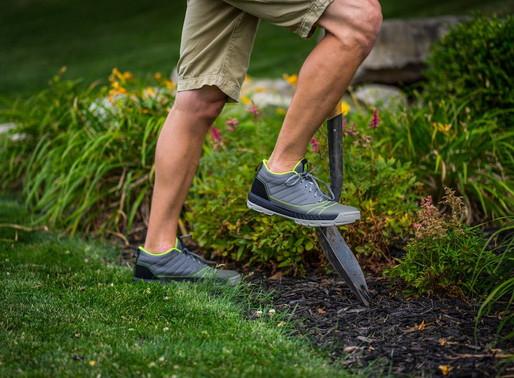 Safety Month | Kujo Yardwear Lawn Care Shoes