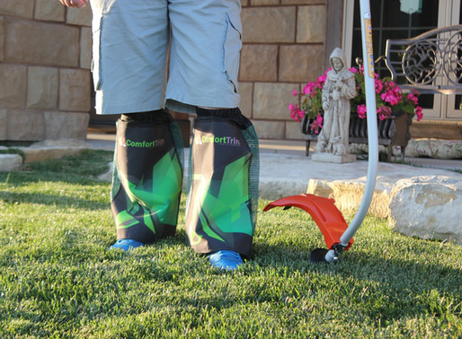 Safety Month | Comfort Trim Leg Protectors