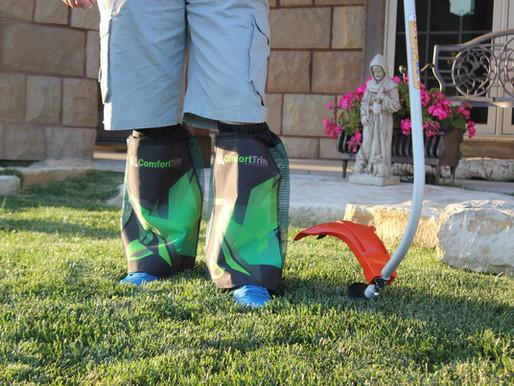 Safety Month | Comfort Trim Leg Protectors