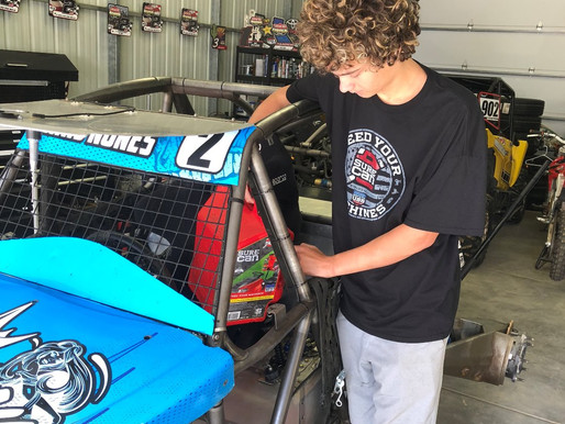 Meet Chris Nunes | Pro Buggy Offroad Racer!