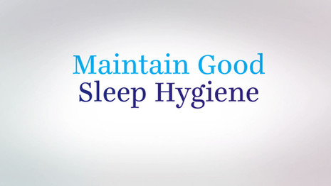 """""""How much sleep do you really need?"""" Animated Infographic"""