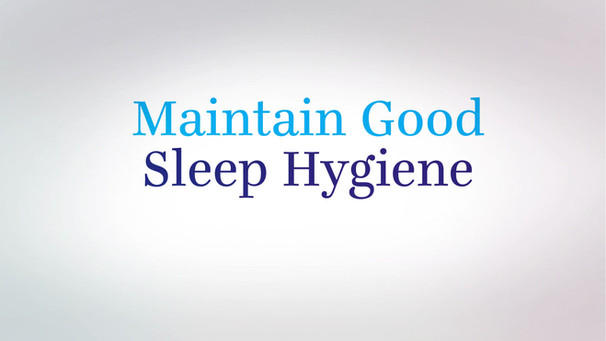 """How much sleep do you really need?"" Animated Infographic"