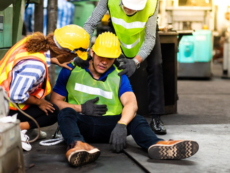 Recent Report: Workplace Safety Still Has a Long Way to Go