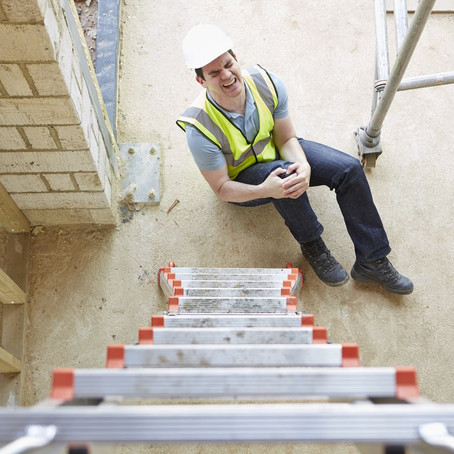 Uncovering Slip & Fall Hazards at Work