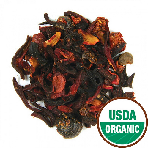 Warming Crimson Berry Organic