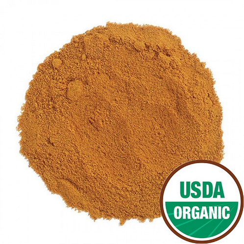 Turmeric Ground Organic