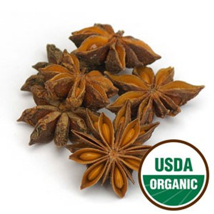 Anise Star Organic