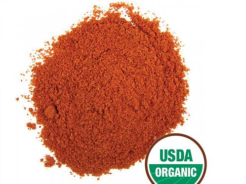 Cayenne Powder 75,000 HU Organic