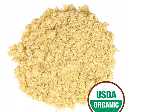 Mustard Yellow Seed Powder Organic