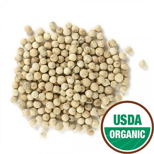 Peppercorns White Organic