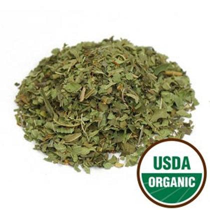 Lemon Verbena Leaf Organic