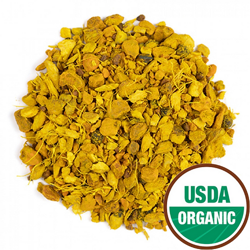 Turmeric Ginger Tea Organic