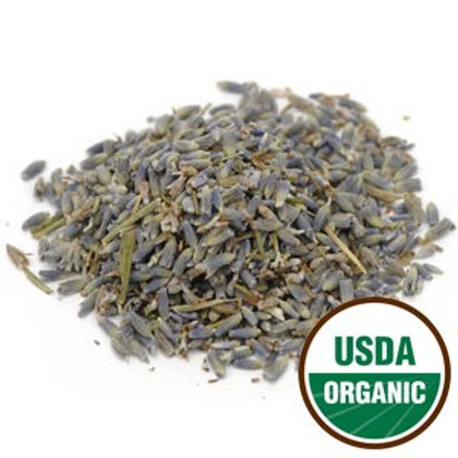 Lavender Flowers Organic