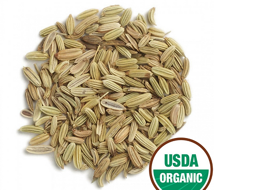 Fennel Seed Whole Organic