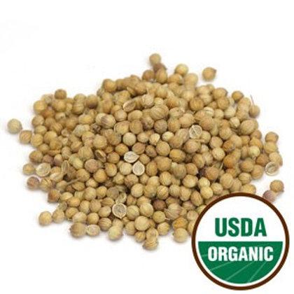 Coriander Seed Whole Organic