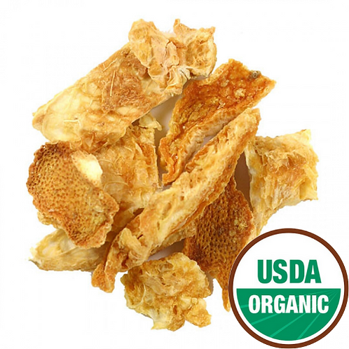 Orange Peel Organic