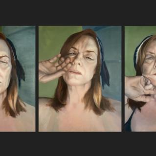 Self Portrait: stigmata