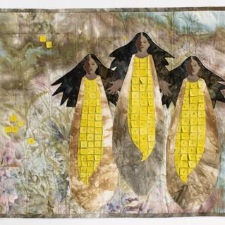 Three Corn Maidens