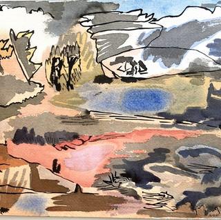 Desert Landscape No. 5