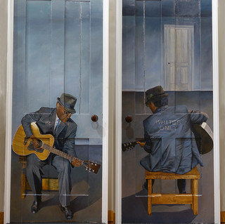 Bluesman; Doors of Segregation Project