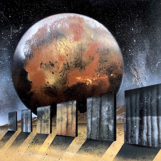 Sojourner Mars