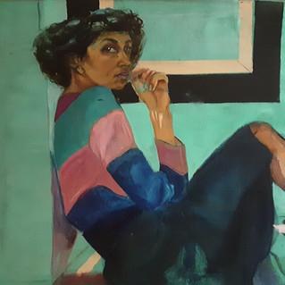 Self portrait untitled