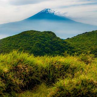 Mt Fuji # 2