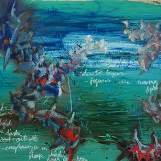 Seascape (for Ed Clark)