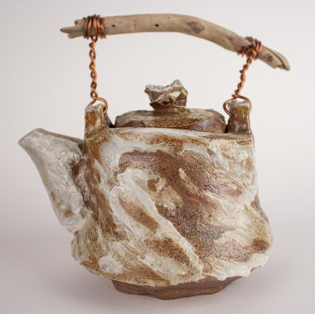 Craggy Teapot