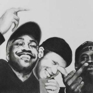 Tracy, Fish & Lino