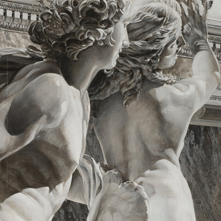 First Place-Chasing Bernini Across Rome