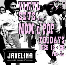 Vinyl Sets w. Mom n Pop