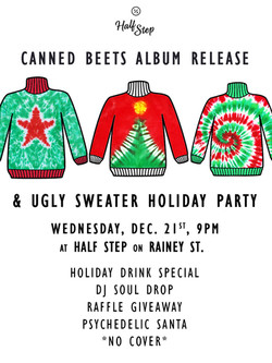 Canned Beets Holiday Party