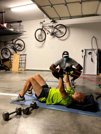 In person training, Williamson/Travis Co