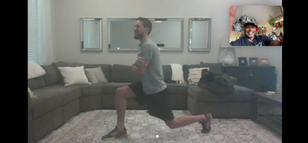 Online Virtual Personal Trainer