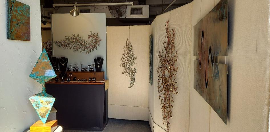 Rita Marie Ross Sculpture Studio