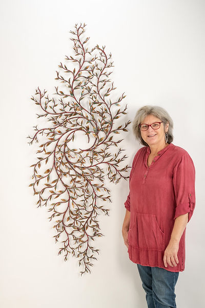 Rita Marie Ross sculpture