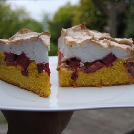 Renates Rhabarberkuchen