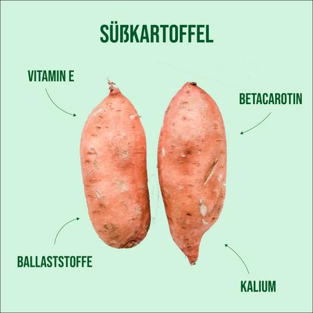 Süßkartoffelpommes mit Ofengemüse und Avocadodip