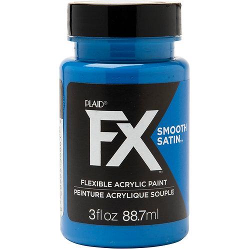 Plaid® FX™ Beta - Satin Blue