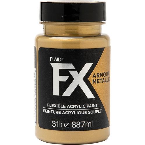 Plaid® FX™ Golden Hour- Metallic Gold