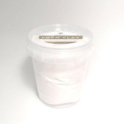 Foam Clay - WHITE - 130g
