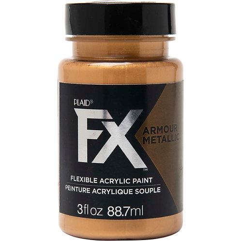 Plaid® FX™ Bronzed - Metallic Bronze