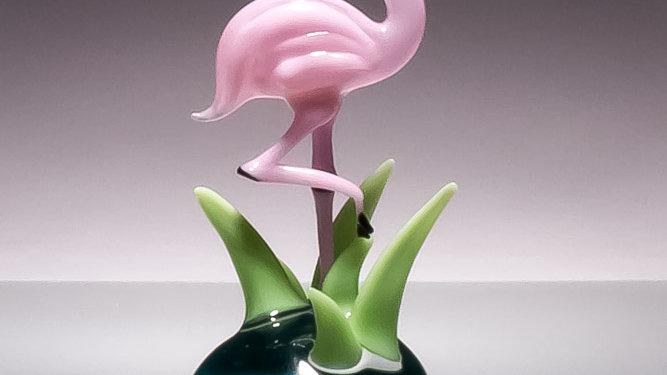 Keep Calm and Flamingo On