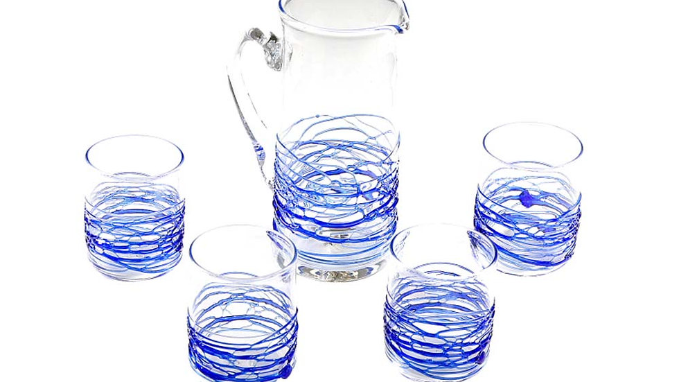 Threaded tumblers sold individually