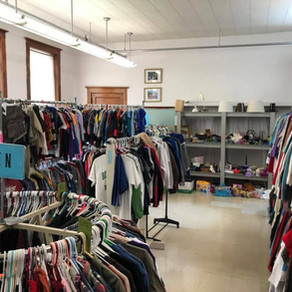 How to donate clothing and items