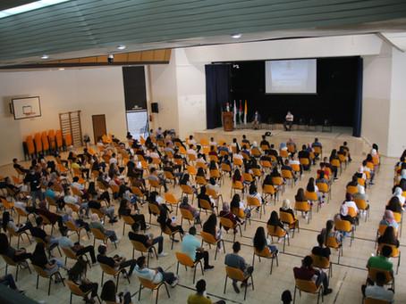 Semesterbeginn an der Bethlehem Universität