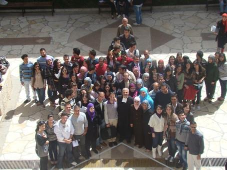 "Kampagne ""Nothilfe Bethlehem Universität"""