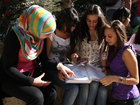 Frauenpower an der Bethlehem Universität