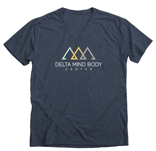 Delta Mind Body Center V-Neck